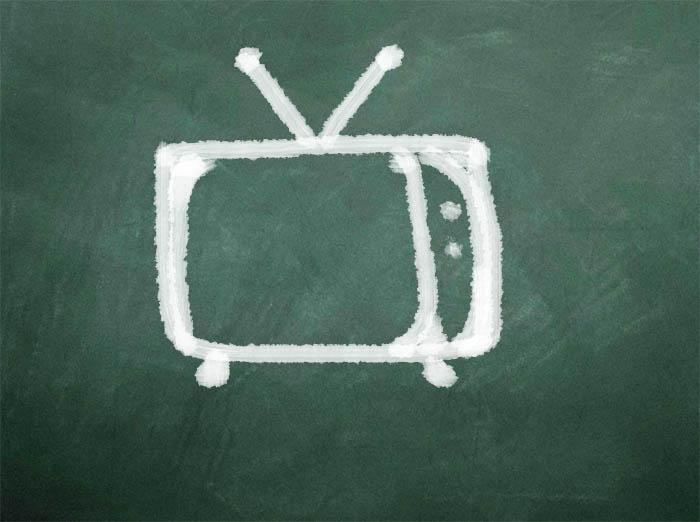 chalk tv